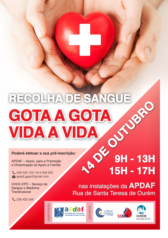 cartaz recolha sangue 14out.2017